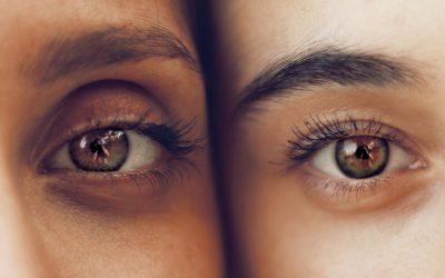 Je ogen, laat er naar kijken!