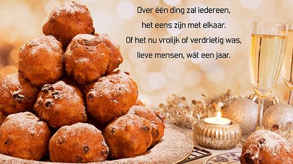 Gelukkig nieuwjaar!