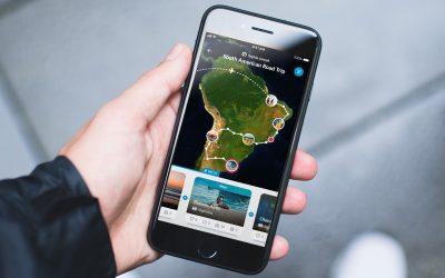 Polarsteps: Het digitale vakantiefotoboek en blog in één