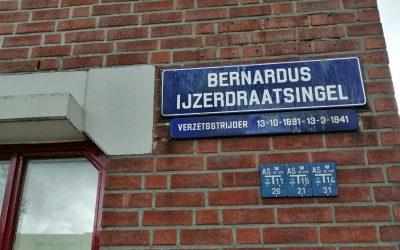 Straatnamen…