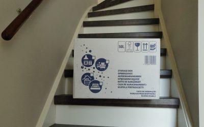 Verhuizen of traplift?