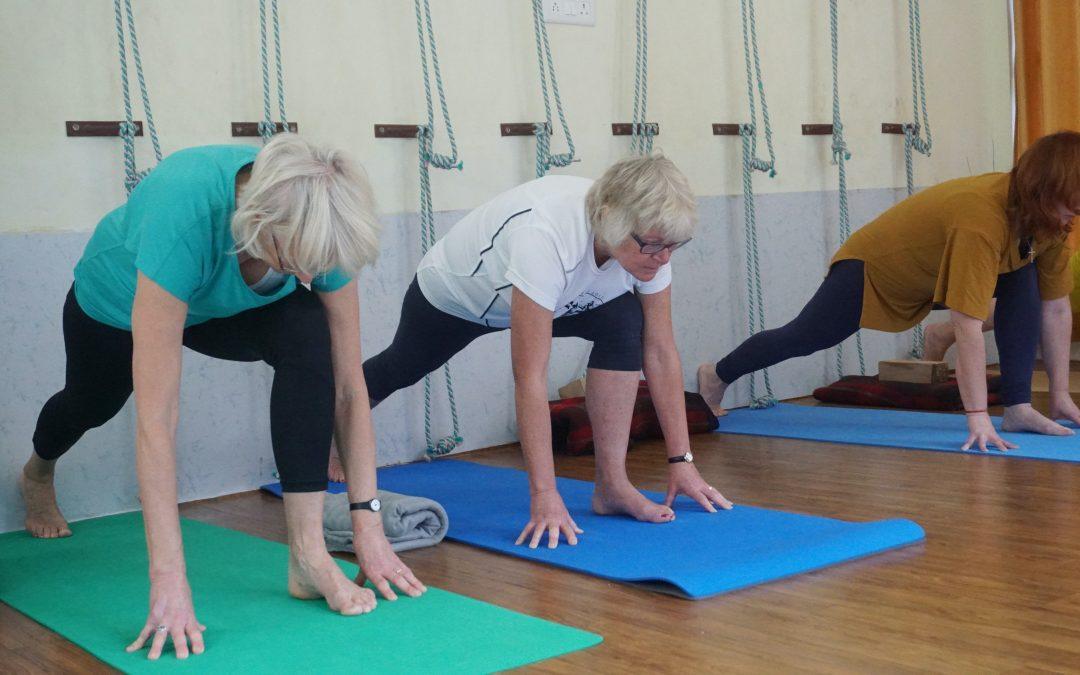 Gymnastiek, samen lekker bewegen